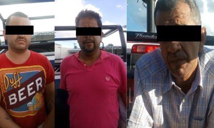 "¡Detuvieron a 3 sujetos con 260 dosis de ""crystal"" en Aguascalientes!"