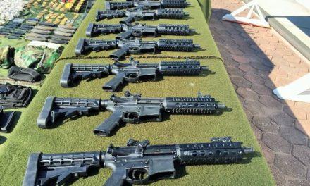 """¡Militares """"reventaron"""" un narco-campamento en Joaquín Amaro, Zacatecas!"""
