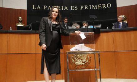 ¡Representaré a Aguascalientes en el Senado con honestidad y eficiencia: Martha Márquez!