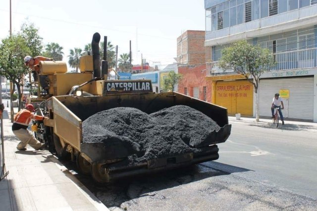 ¡Redobla esfuerzos Municipio de Aguascalientes en rehabilitación y mantenimiento de vialidades!