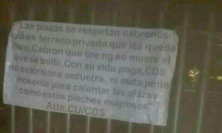 """¡El Cártel de Sinaloa se proclama dueño de la """"plaza"""" en Aguascalientes!"""