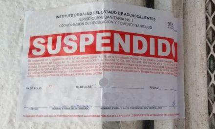 ¡Suspende ISSEA dos almacenes de depósito y distribución de medicamentos!