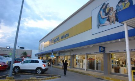 ¡2 sujetos, a punta de pistola, asaltaron una tienda Coppel en Aguascalientes y se llevaron $30 mil!