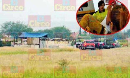 ¡Adolescente baleó a empleados de un centro de rehabilitación en Aguascalientes e hirió a uno en una pierna!