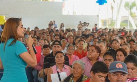 ¡Impulsa Tere Jiménez energía natural y económica para los hogares de quienes menos tienen!