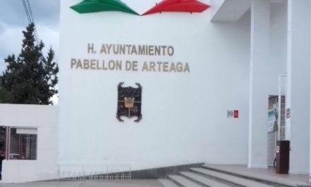 ¡Tianguis de Pabellón de Arteaga será reubicado por motivos de seguridad poblacional!