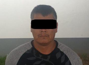 ¡Detuvieron a sujeto que pretendía asesinar a otro porque le robó $300 mil de su casa en Aguascalientes!