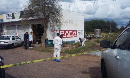 ¡Joven vecino de Loreto, Zacatecas, fue ejecutado a balazos en Asientos, Aguascalientes!