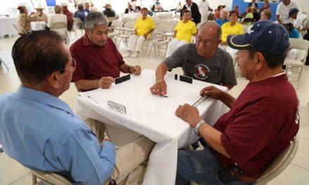 ¡DIF Municipal organiza Primer Encuentro Cultural y Artístico de Adultos Mayores!
