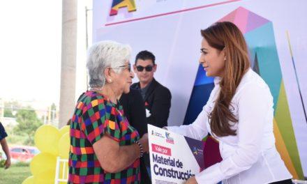 "¡""Hogares dignos para aquellos que menos tienen"": Tere Jiménez!"