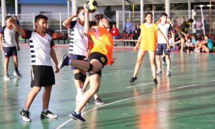 ¡Continúa con éxito la Liga Hidrocálida de Handball!