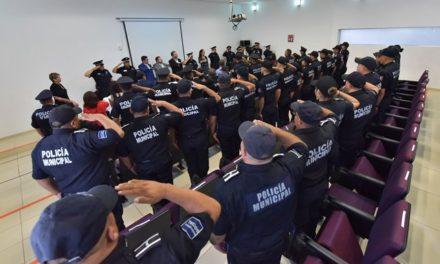 ¡Egresa la Décimo Segunda Generación en Formación Inicial de la Policía Preventiva!