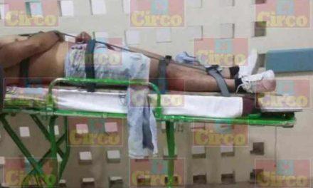 """¡Hombre fue """"levantado"""" y golpeado por varios sujetos en Lagos de Moreno!"""