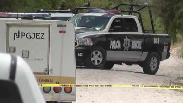 ¡Un hombre fue ejecutado con el tiro de gracia en una terracería en Guadalupe!