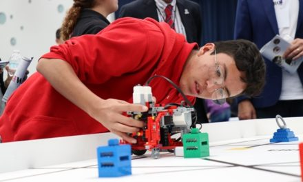 ¡Celebran final nacional de competencia de robótica World Robot Olympiad 2018 en Aguascalientes!
