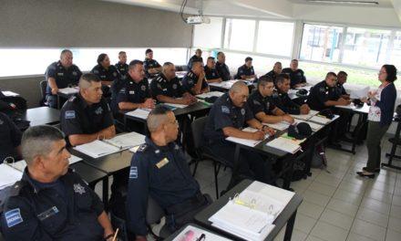 ¡Elementos de siete municipios de la entidad en curso de formación!
