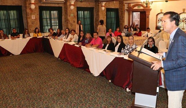 ¡Aguascalientes sede de Reunión Nacional de Prevención y Erradicación de la Violencia en Escuelas Normales!