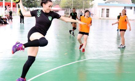 ¡Inicia actividad la Liga Hidrocálida de Handball!