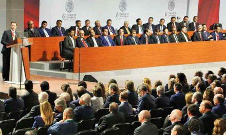 ¡Reconoce Gobernador el trabajo del presidente Enrique Peña Nieto!