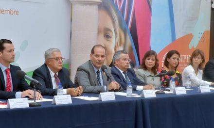 ¡Acuerdan estrategia a favor de los derechos de las niñas, niños y adolescentes!