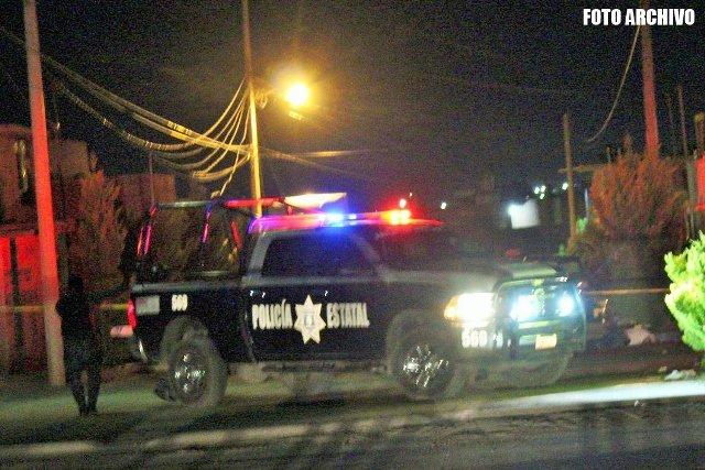 ¡Enfrentamiento en Miguel Auza dejó 1 elemento de la PEP muerto y 2 lesionados!