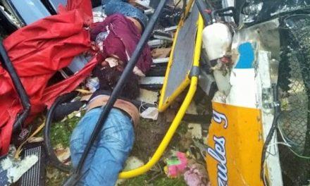 ¡Mueren 8 trabajadores de la empresa Pyrma Brasil en accidente en Lagos de Moreno!