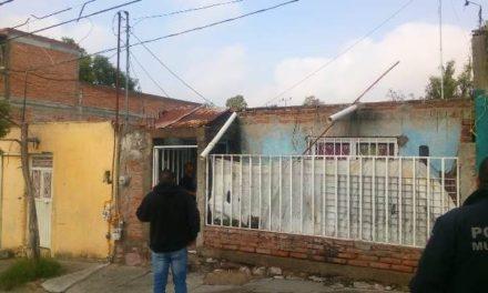 ¡Joven murió en su casa en Aguascalientes tras una caída de una motocicleta!