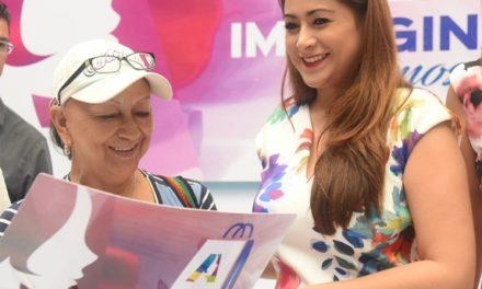 """¡Tere Jiménez pone en marcha tarjeta """"IMMAGINA"""", programa de apoyo a la economía de las mujeres!"""