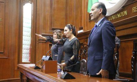 ¡Inicia funciones la LXIV Legislatura!