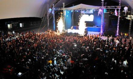 ¡Municipio de Aguascalientes concluye Mes de la Juventud con mega evento!