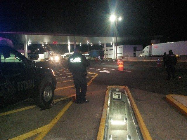 ¡Policías estatales de Aguascalientes detuvieron a un michoacano buscado por homicidio!