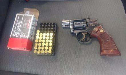 ¡Detuvieron a un pistolero que hizo disparos en la vía pública en Aguascalientes!