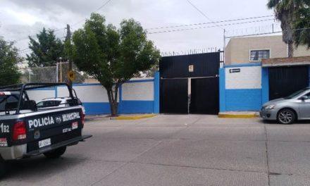¡Velador murió tras sufrir un infarto fulminante en un colegio en Aguascalientes!