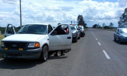 ¡Detuvieron a tres distribuidores de droga en El Llano, Aguascalientes!