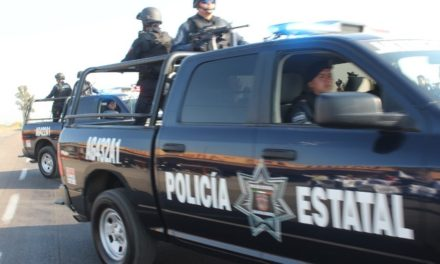 ¡Policías estatales de Aguascalientes detuvieron a distribuidor de droga!
