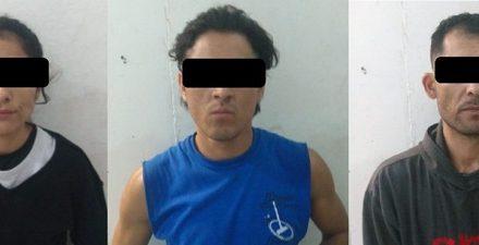 ¡Policías estatales de Aguascalientes desmantelaron banda de ladrones dedicada a saquear los vagones del ferrocarril!