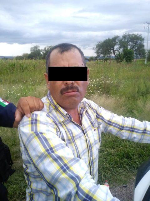 """¡Detuvieron a traficante de drogas con 102 dosis de """"crystal"""" y $23 mil en efectivo en Aguascalientes!"""