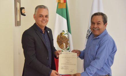 ¡Nombra Noel Mata a nuevo secretario de Desarrollo Social!