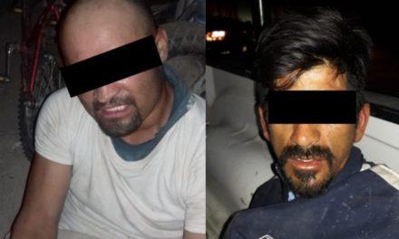 ¡Detuvieron a 2 blancos prioritarios para las autoridades en Jesús María, Aguascalientes!
