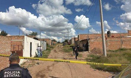 ¡Doble ejecución en Aguascalientes: mataron a balazos a 2 hombres en Norias de Ojocaliente!
