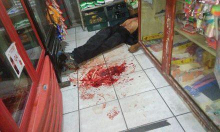 """¡Ya detuvieron al sujeto que asesinó a puñaladas al ladrón """"El Flaco"""" en Aguascalientes!"""