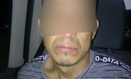 ¡Detuvieron a sujeto con un arma de fuego tras realizar disparos luego de una riña entre familiares en Aguascalientes!