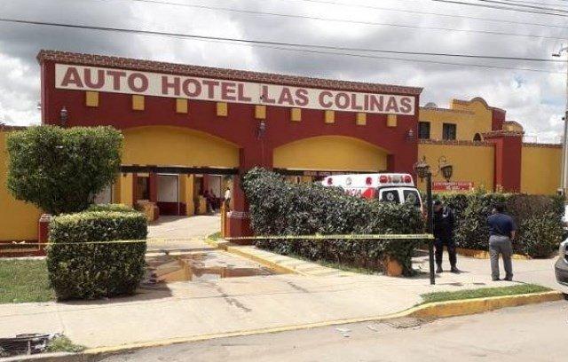 ¡Hombre se suicidó de un balazo en la cabeza en un auto hotel en Guadalupe, Zacatecas!