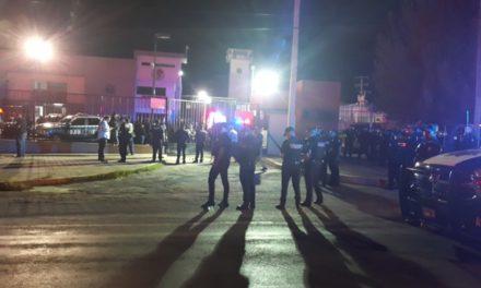 ¡Fuerte riña en el CERESO Aguascalientes dejó 6 internos lesionados!