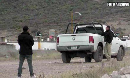 ¡Hombre ejecutado a balazos fue localizado en Picones, Zacatecas!