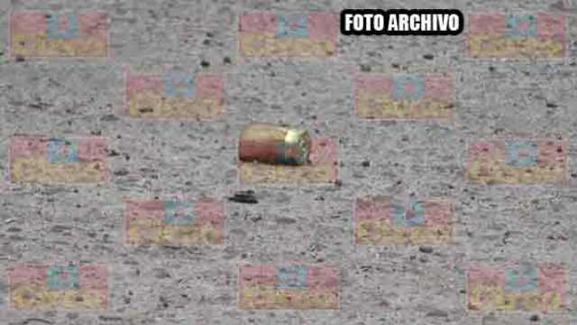 ¡Con disparos de arma de fuego intentaron ejecutar a un hombre en Ojocaliente!