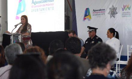 ¡Reconoce Tere Jiménez a ciudadanos que se suman a proyectos por un mejor Aguascalientes!