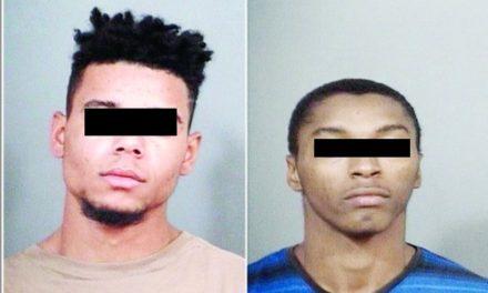 ¡Prófugos asesinos buscados en Estados Unidos que viajaban a Aguascalientes fueron detenidos en Nuevo Laredo!