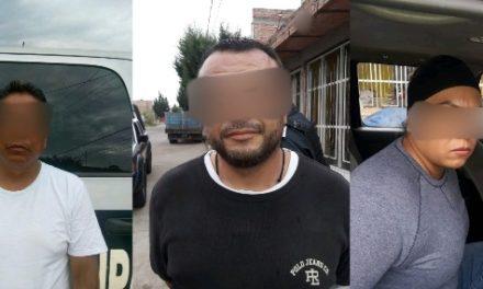 ¡Detuvieron a 2 sujetos y 1 mujer que transportaban 4 kilos de marihuana en Aguascalientes!