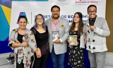 """¡Jóvenes escritoras aguascalentenses son reconocidas como """"Embajadoras del Corazón de México""""!"""